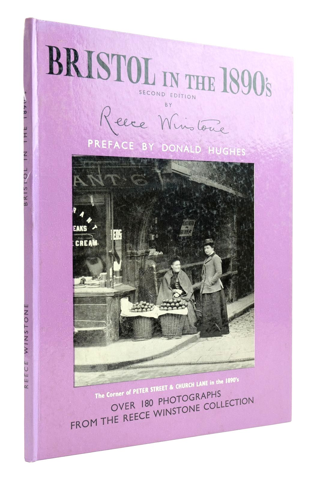 Photo of BRISTOL IN THE 1890'S written by Winstone, Reece published by Reece Winstone (STOCK CODE: 2132578)  for sale by Stella & Rose's Books