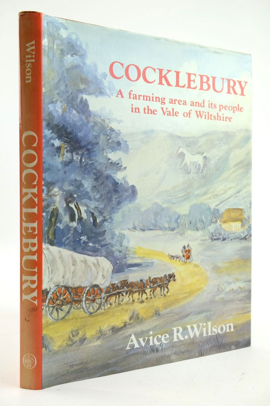 Photo of COCKLEBURY A FARMING AREA AND ITS PEOPLE IN THE VALE OF WILTSHIRE- Stock Number: 2132581