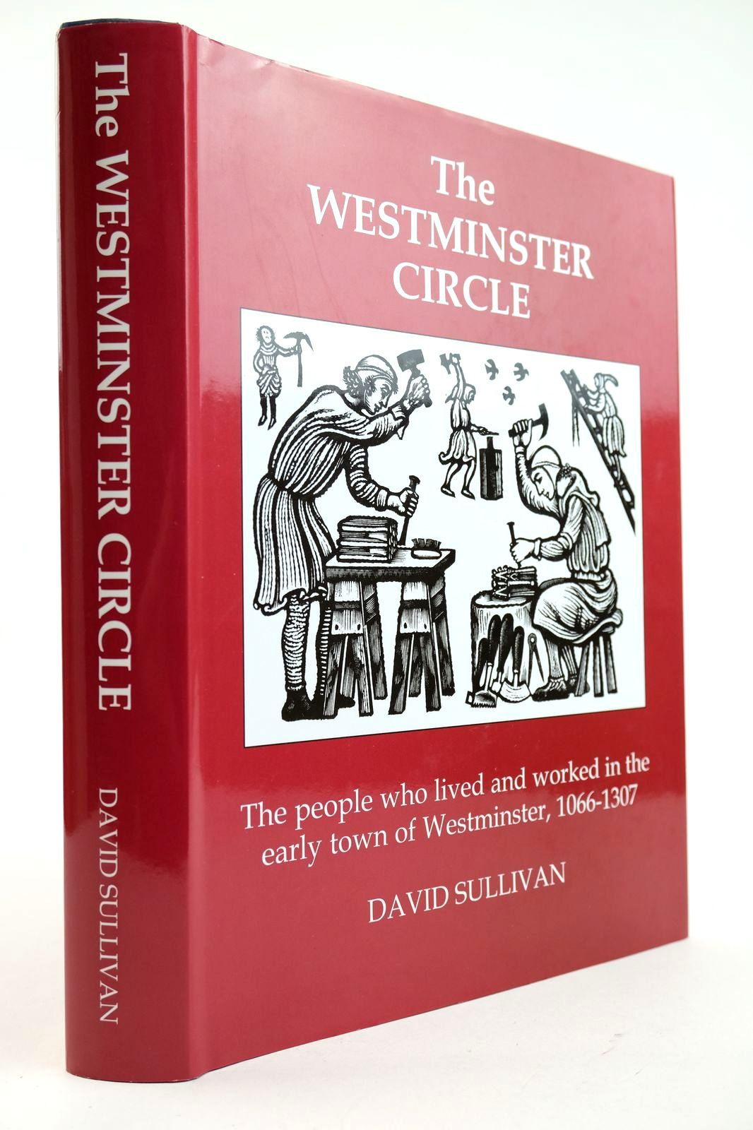 Photo of THE WESTMINSTER CIRCLE written by Sullivan, David published by Historical Publications Ltd. (STOCK CODE: 2132582)  for sale by Stella & Rose's Books