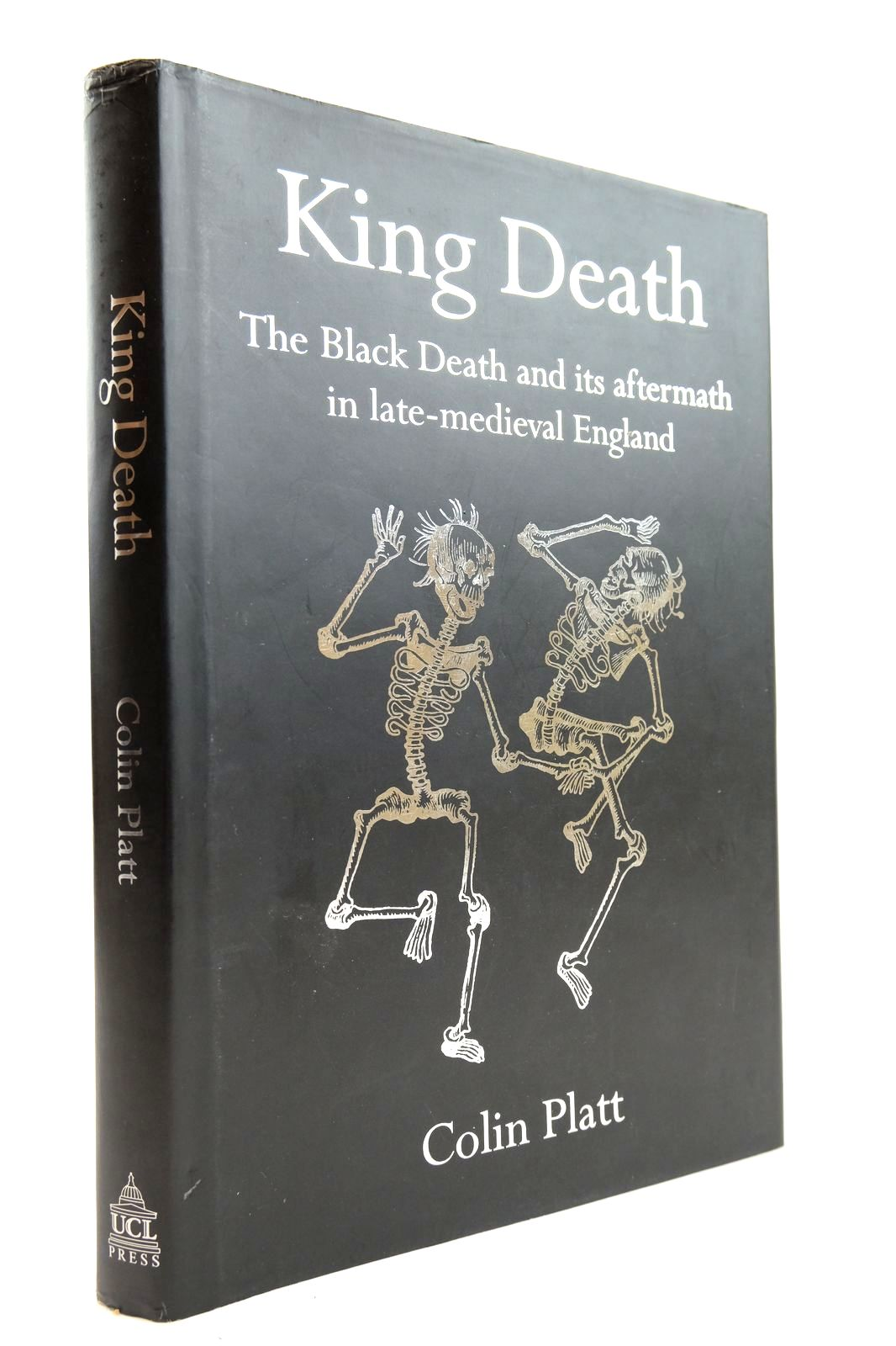 Photo of KING DEATH THE BLACK DEATH AND ITS AFTERMATH IN LATE-MEDIEVAL ENGLAND- Stock Number: 2132589