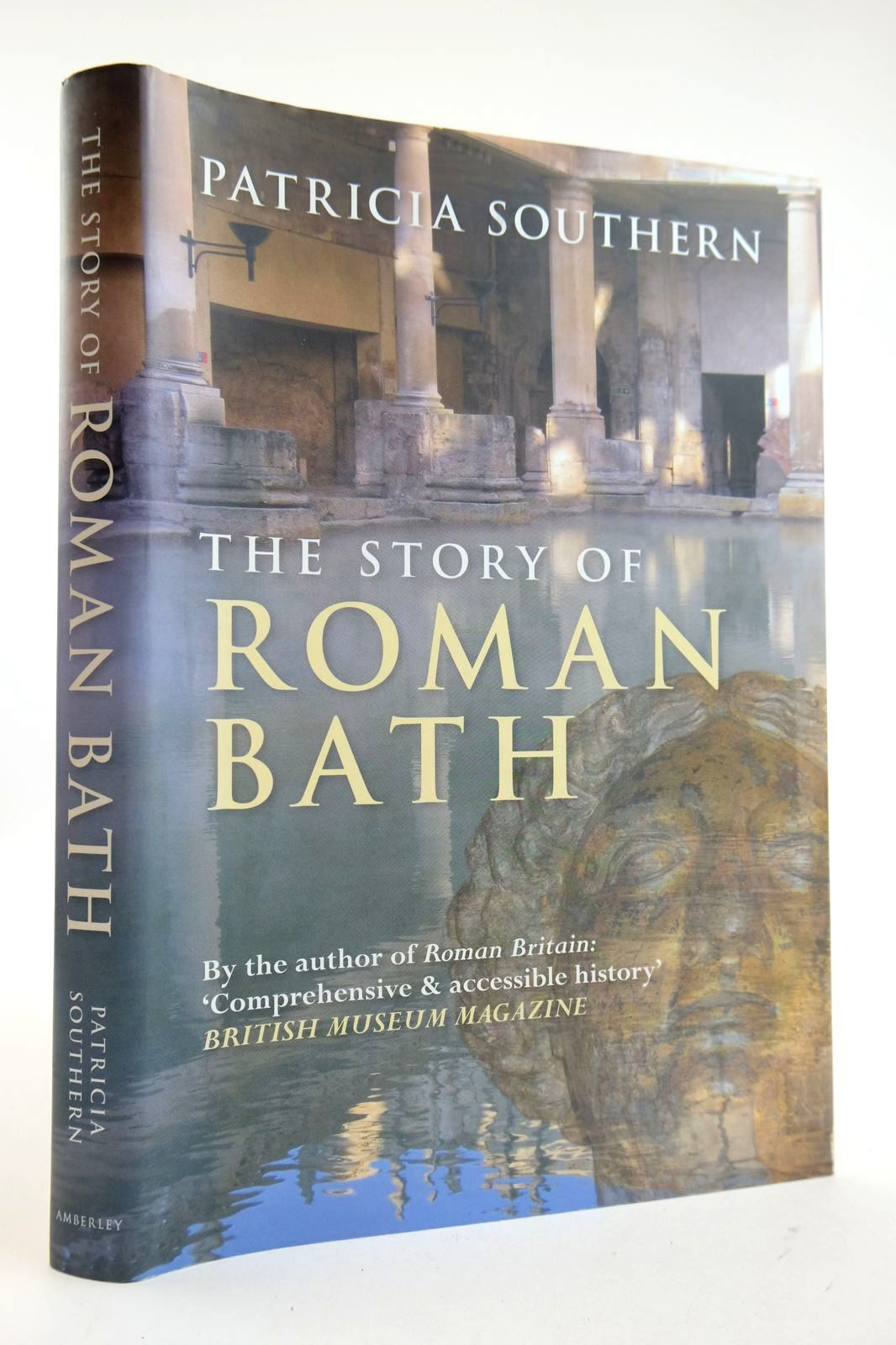 Photo of THE STORY OF ROMAN BATH written by Southern, Patricia published by Amberley (STOCK CODE: 2132590)  for sale by Stella & Rose's Books