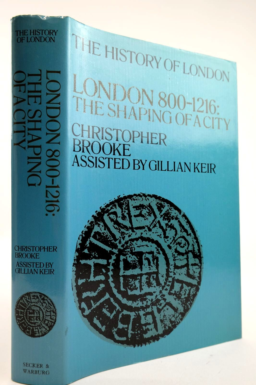 Photo of LONDON 800-1216 THE SHAPING OF A CITY- Stock Number: 2132591