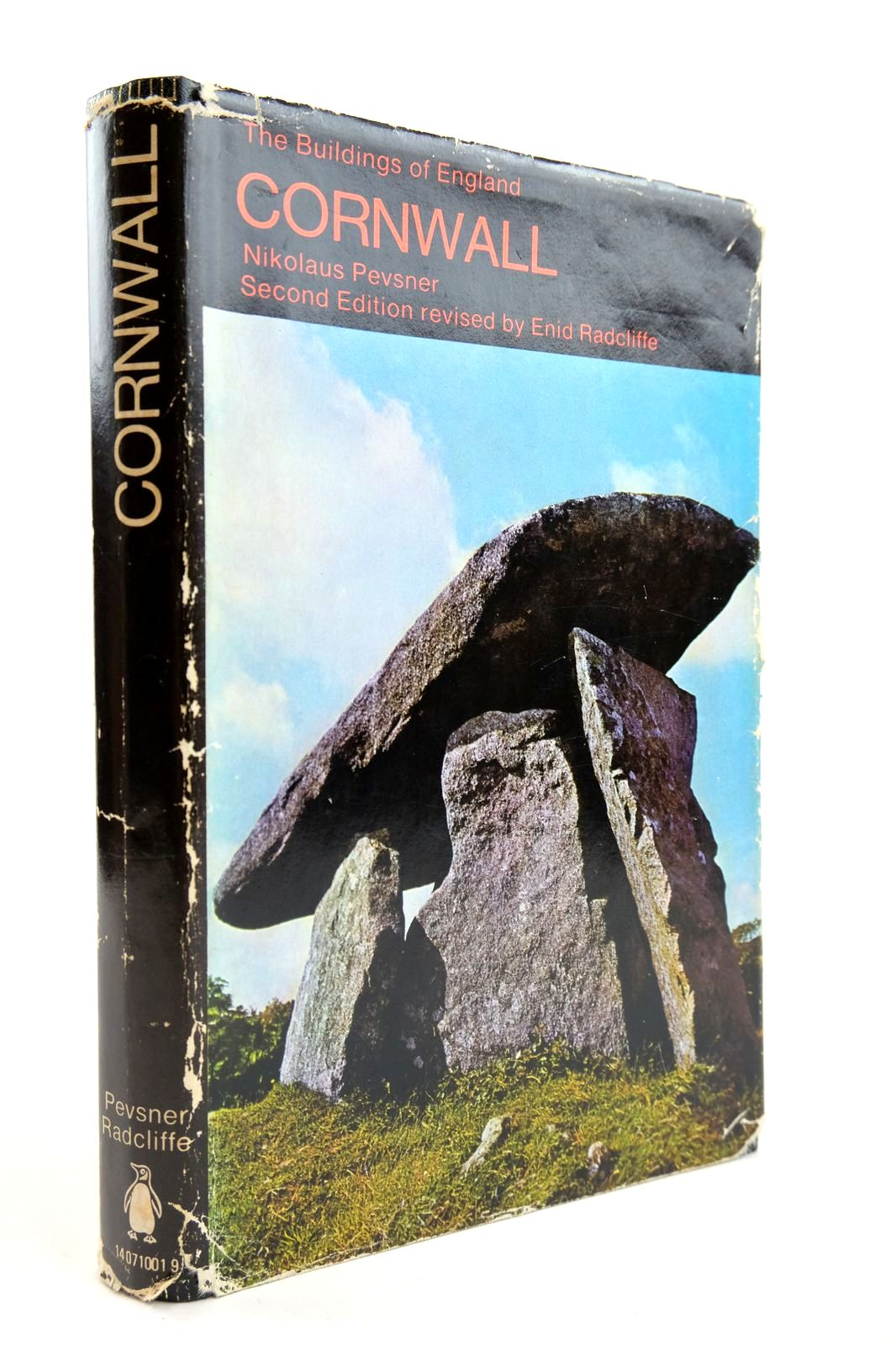 Photo of CORNWALL (BUILDINGS OF ENGLAND)- Stock Number: 2132594