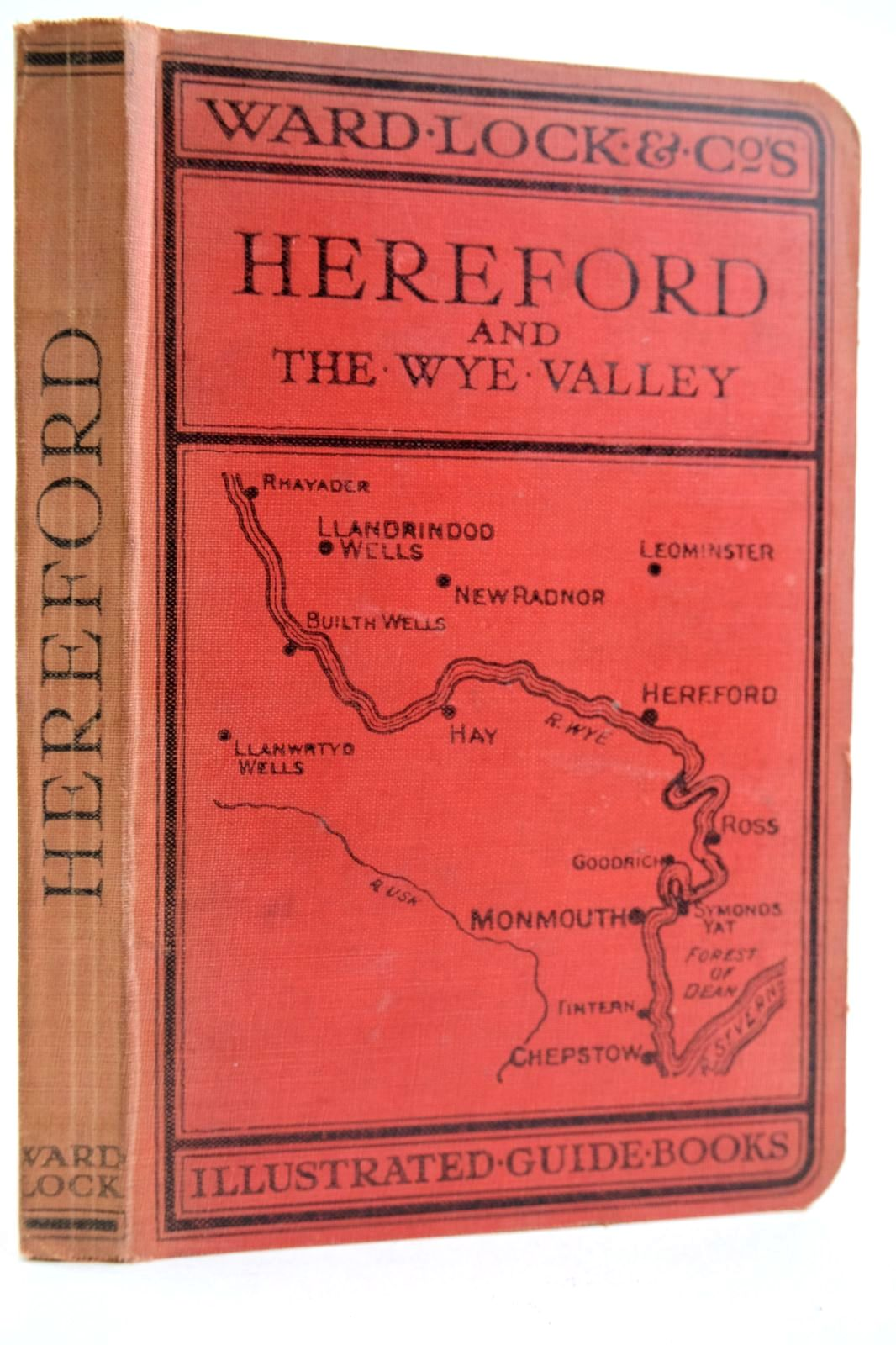 Photo of A PICTORIAL AND DESCRIPTIVE GUIDE TO HEREFORD AND THE WYE VALLEY- Stock Number: 2132605