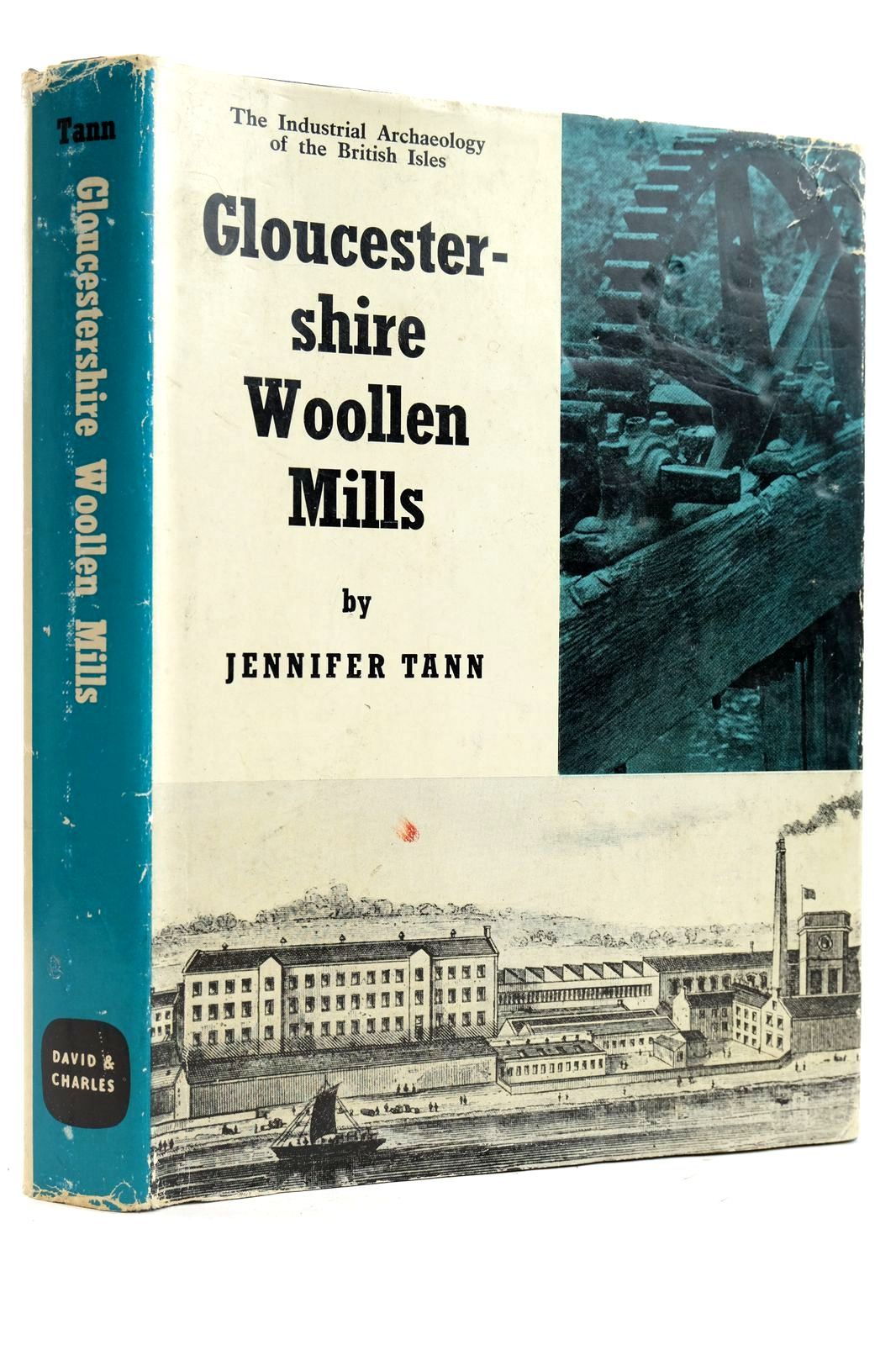 Photo of GLOUCESTERSHIRE WOOLLEN MILLS- Stock Number: 2132614