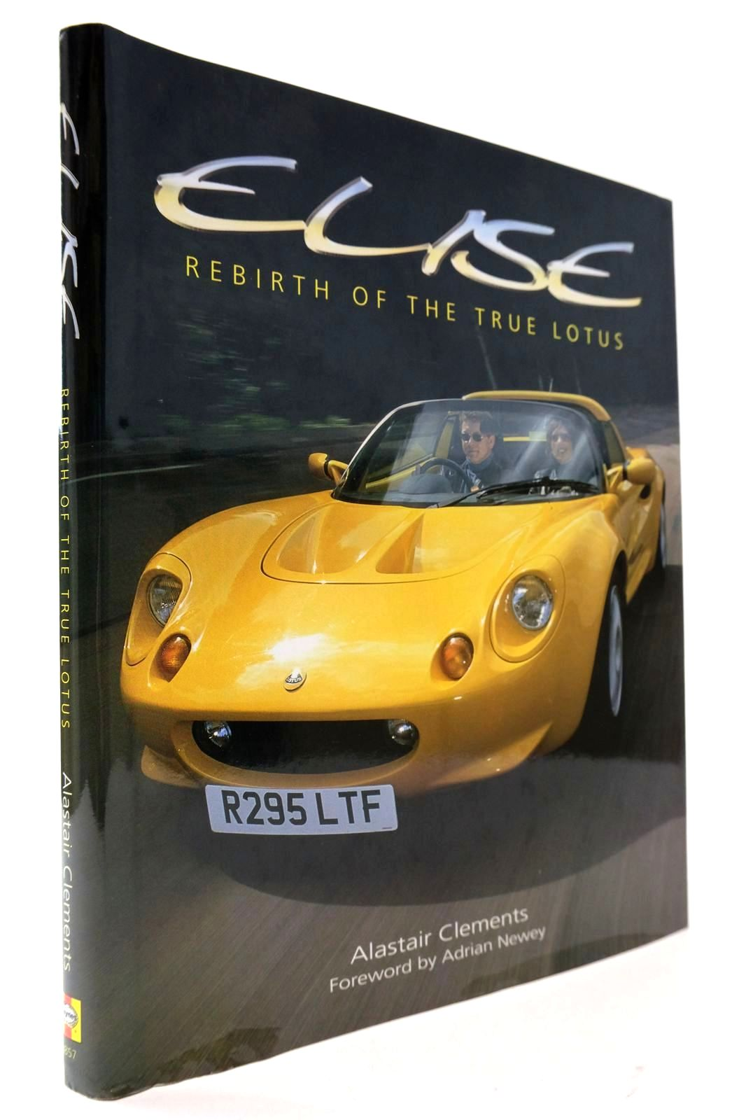 Photo of ELISE: REBIRTH OF THE TRUE LOTUS- Stock Number: 2132625
