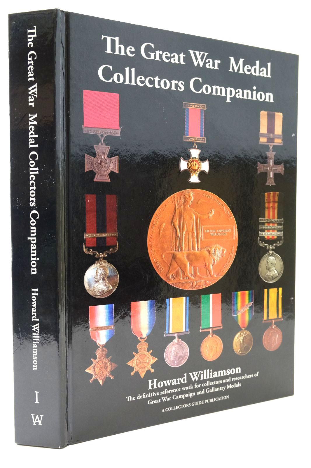 Photo of THE GREAT WAR MEDAL COLLECTORS COMPANION- Stock Number: 2132630
