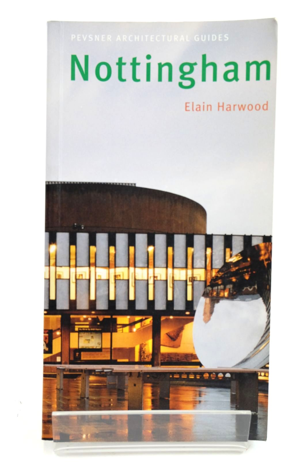 Photo of NOTTINGHAM (PEVSNER ARCHITECTURAL GUIDES)- Stock Number: 2132631