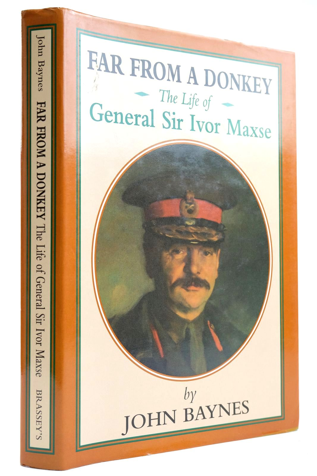 Photo of FAR FROM A DONKEY THE LIFE OF GENERAL SIR IVOR MAXSE- Stock Number: 2132653