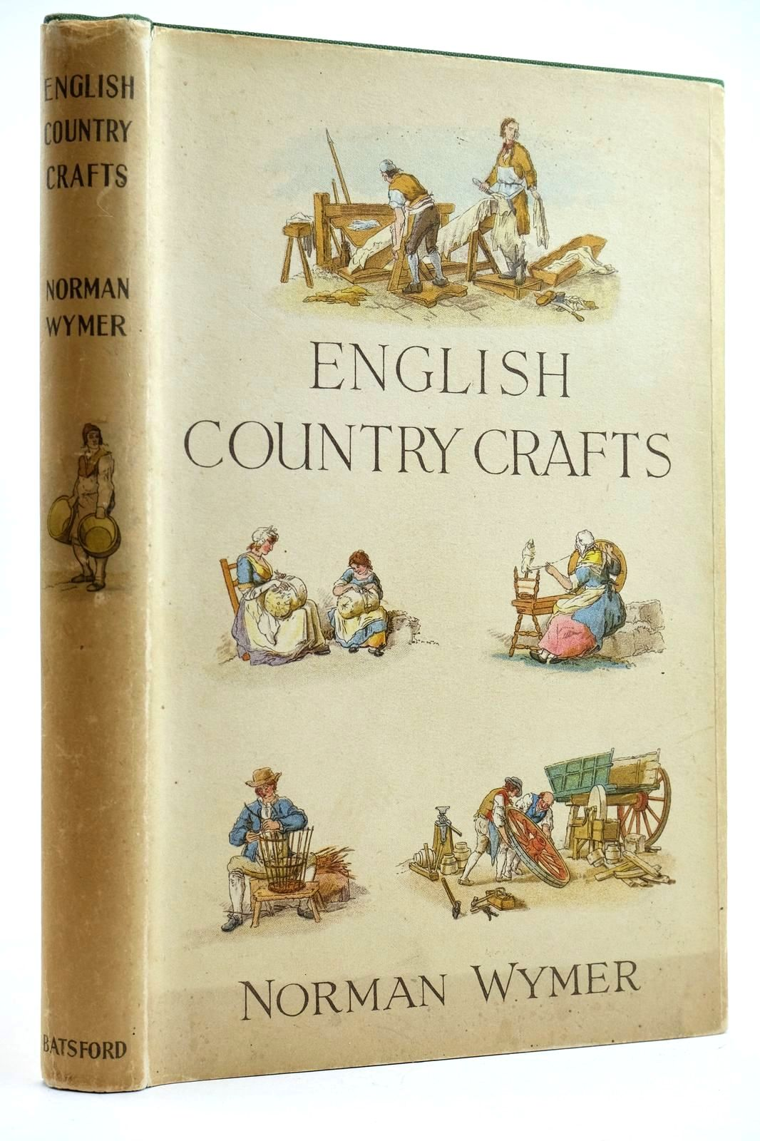 Photo of ENGLISH COUNTRY CRAFTS- Stock Number: 2132680