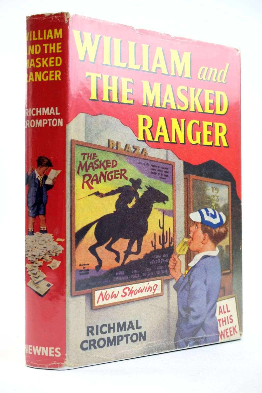 Photo of WILLIAM AND THE MASKED RANGER- Stock Number: 2132693