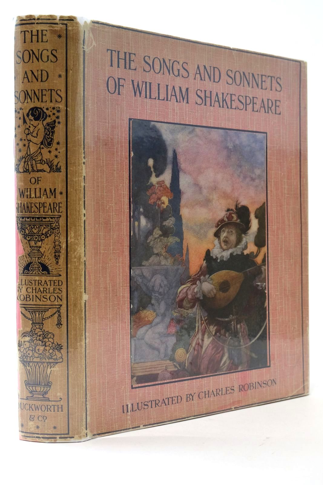 Photo of THE SONGS AND SONNETS OF WILLIAM SHAKESPEARE- Stock Number: 2132697