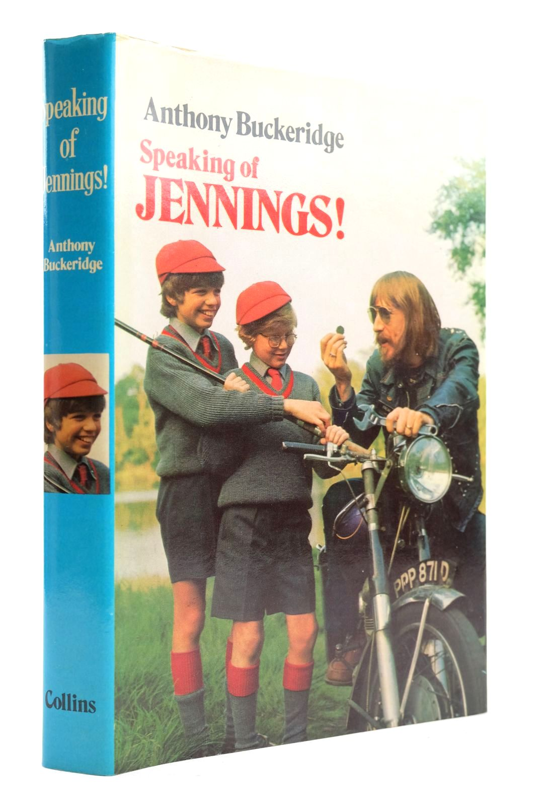 Photo of SPEAKING OF JENNINGS- Stock Number: 2132708