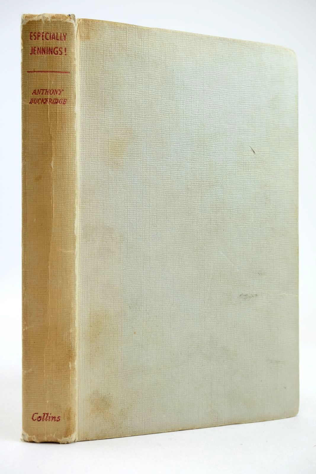 Photo of ESPECIALLY JENNINGS! written by Buckeridge, Anthony illustrated by Mays,  published by Collins (STOCK CODE: 2132714)  for sale by Stella & Rose's Books