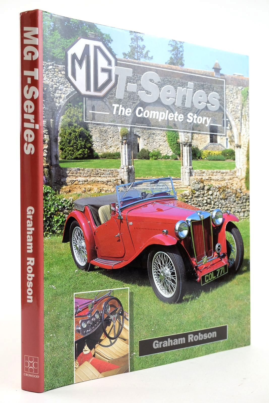 Photo of MG T-SERIES THE COMPLETE STORY- Stock Number: 2132725