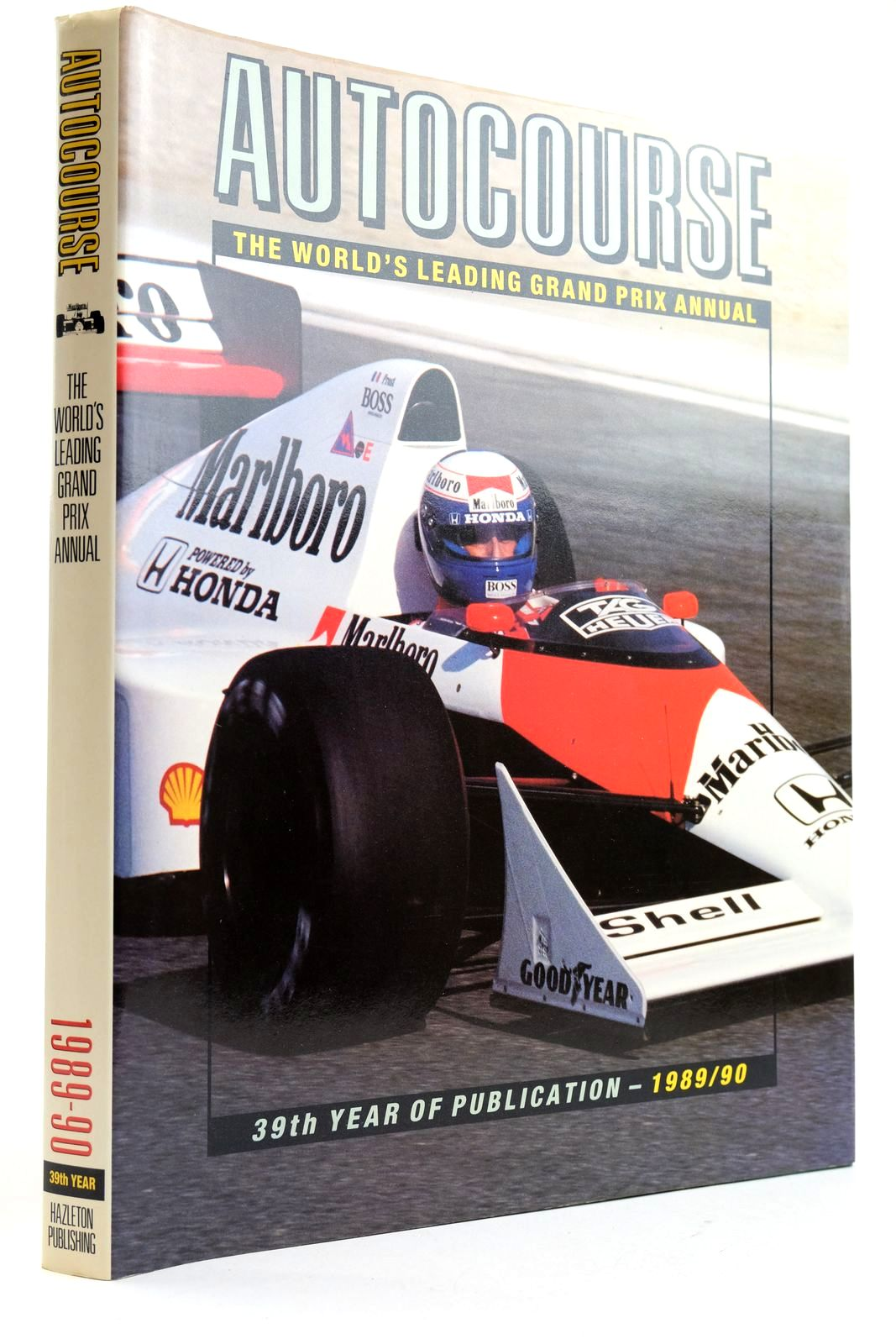 Photo of AUTOCOURSE 1989-90 written by Henry, Alan published by Hazleton Publishing (STOCK CODE: 2132734)  for sale by Stella & Rose's Books