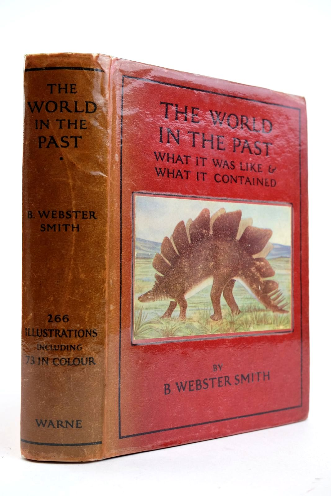 Photo of THE WORLD IN THE PAST written by Smith, B. Webster illustrated by Stokoe, W.J. published by Frederick Warne & Co Ltd. (STOCK CODE: 2132735)  for sale by Stella & Rose's Books
