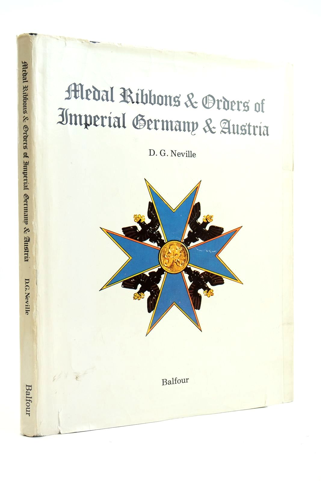 Photo of MEDAL RIBBOONS AND ORDERS OF IMPERIAL GERMANY AND AUSTRIA- Stock Number: 2132739