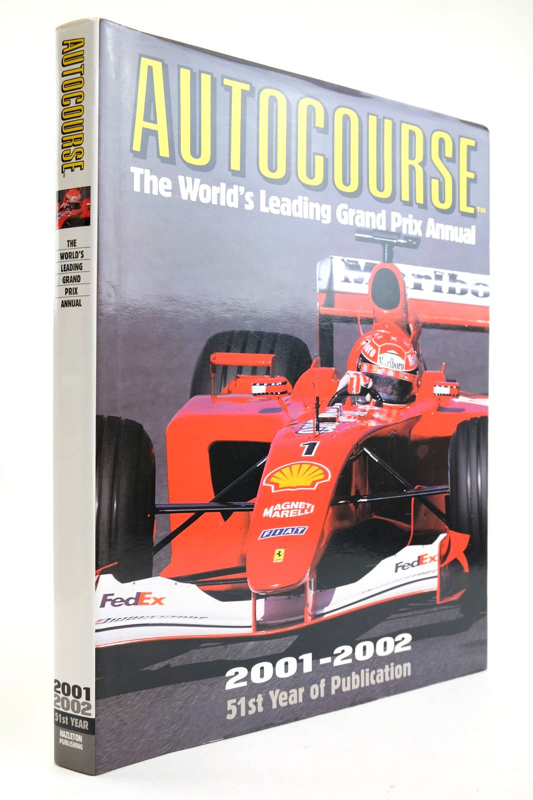 Photo of AUTOCOURSE 2001-2002 written by Henry, Alan published by Hazleton Publishing (STOCK CODE: 2132753)  for sale by Stella & Rose's Books