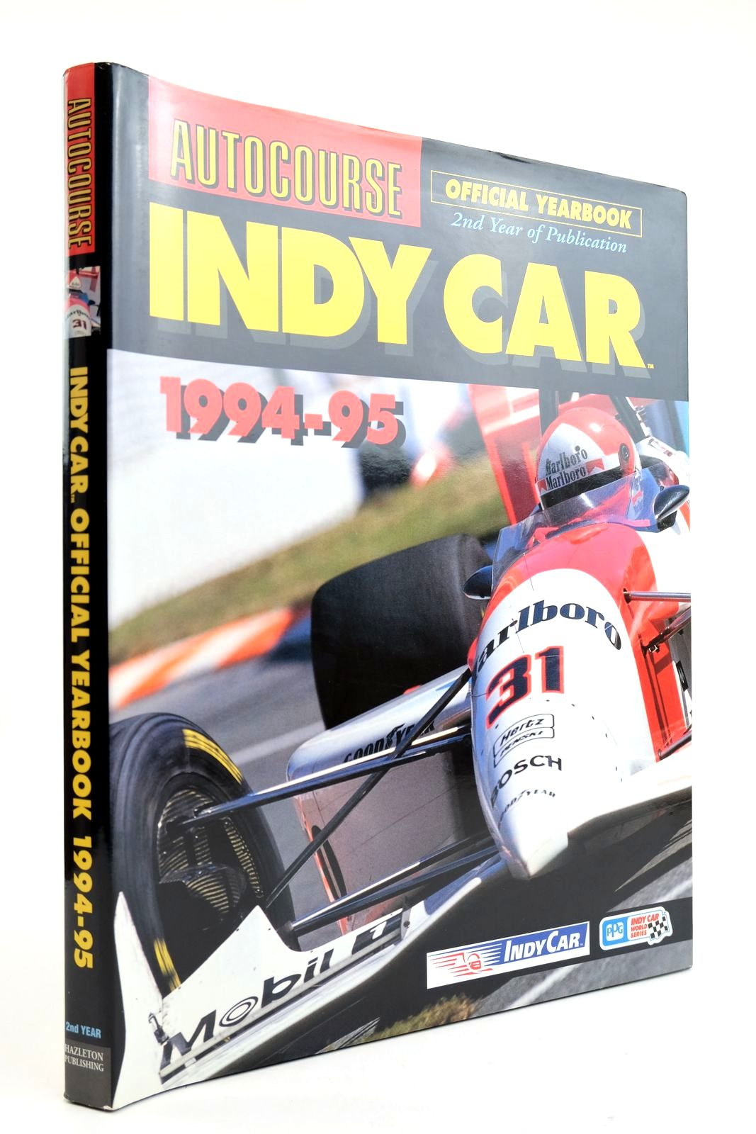 Photo of AUTOCOURSE INDY CAR 1994-95 published by Hazleton Publishing (STOCK CODE: 2132755)  for sale by Stella & Rose's Books