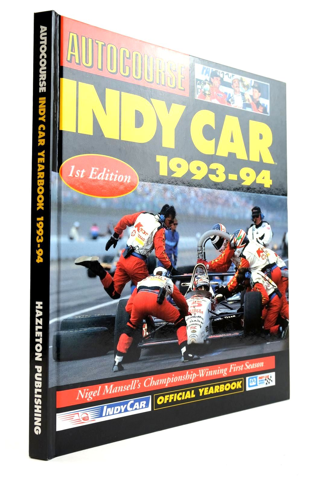 Photo of AUTOCOURSE INDY CAR 1993-94 published by Hazleton Publishing (STOCK CODE: 2132756)  for sale by Stella & Rose's Books