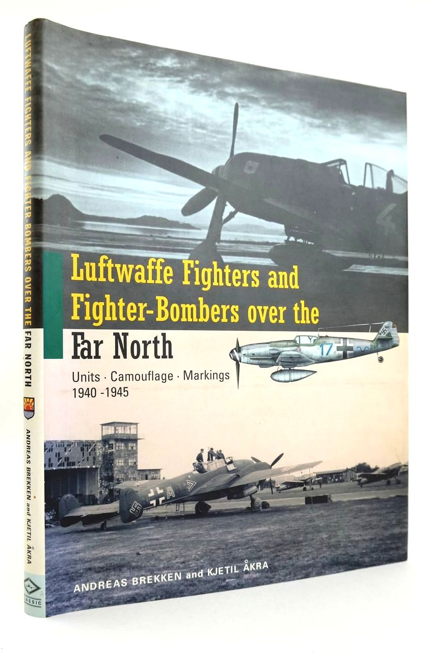 Photo of LUFTWAFFE FIGHTERS AND FIGHTER-BOMBERS OVER THE FAR NORTH- Stock Number: 2132762