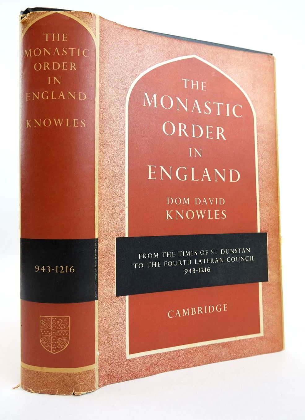 Photo of THE MONASTIC ORDER IN ENGLAND- Stock Number: 2132764