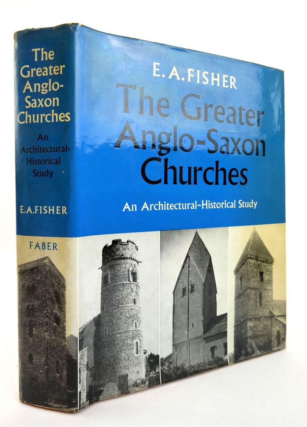 Photo of THE GREATER ANGLO-SAXON CHURCHES- Stock Number: 2132765