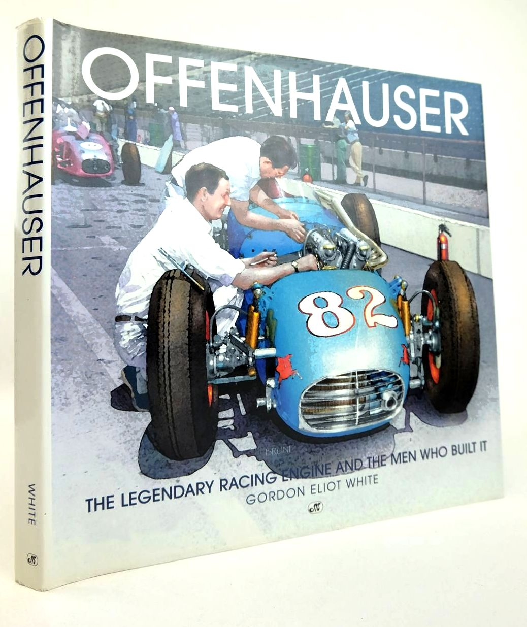 Photo of OFFENHAUSER- Stock Number: 2132767