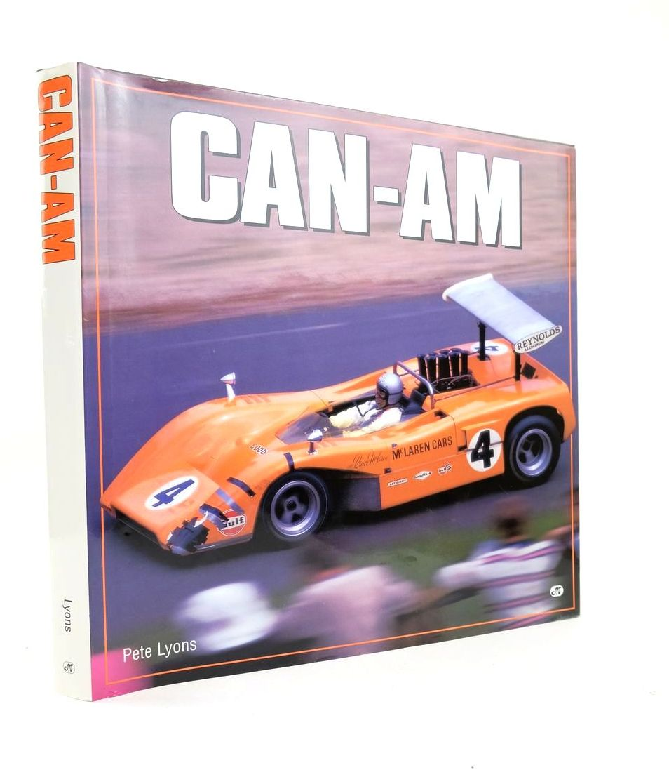Photo of CAN-AM written by Lyons, Pete published by Motorbooks International (STOCK CODE: 2132769)  for sale by Stella & Rose's Books