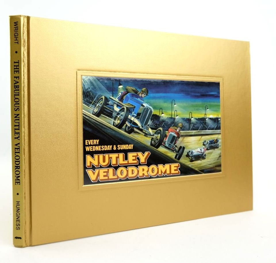 Photo of THE FABULOUS NUTLEY VELODROME- Stock Number: 2132770