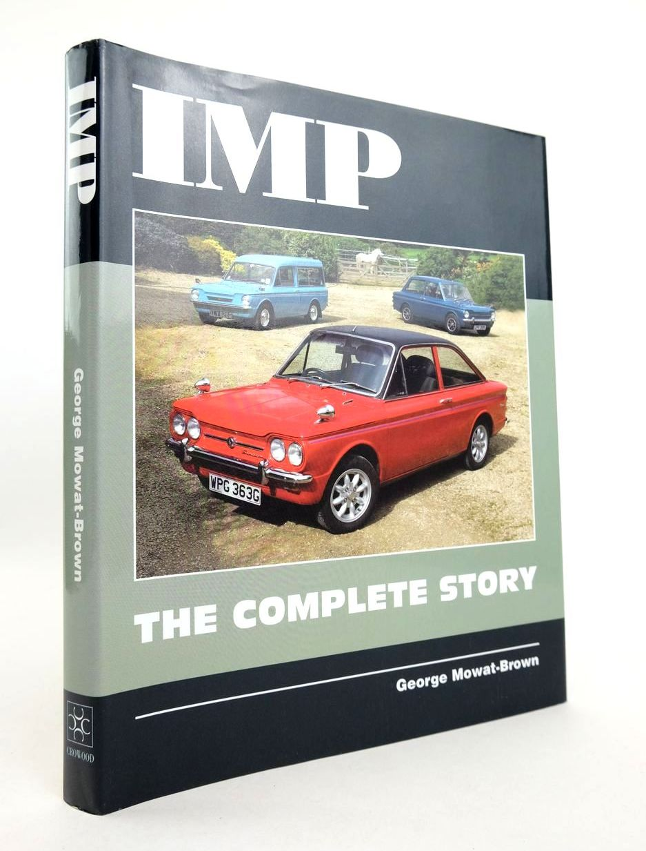 Photo of IMP THE COMPLETE STORY- Stock Number: 2132771