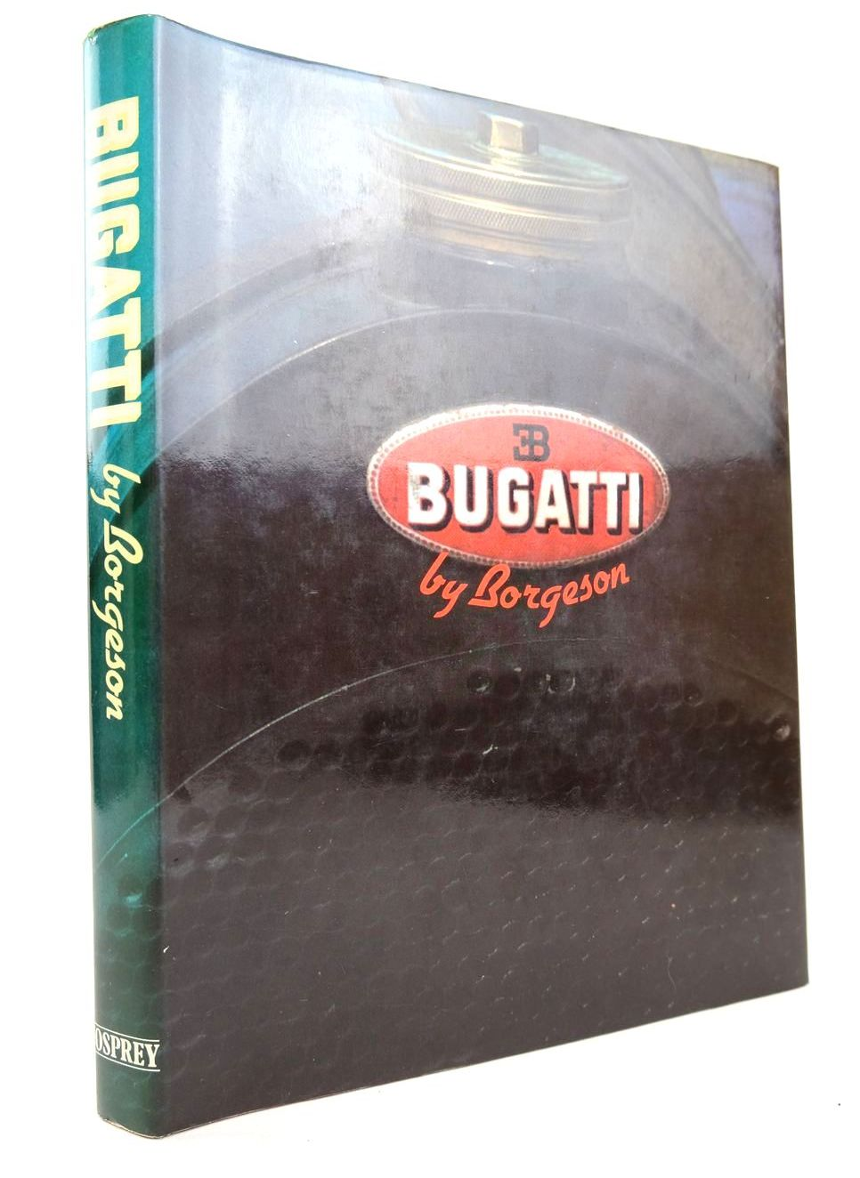Photo of BUGATTI written by Borgeson, Griffith published by Osprey Publications Ltd (STOCK CODE: 2132772)  for sale by Stella & Rose's Books