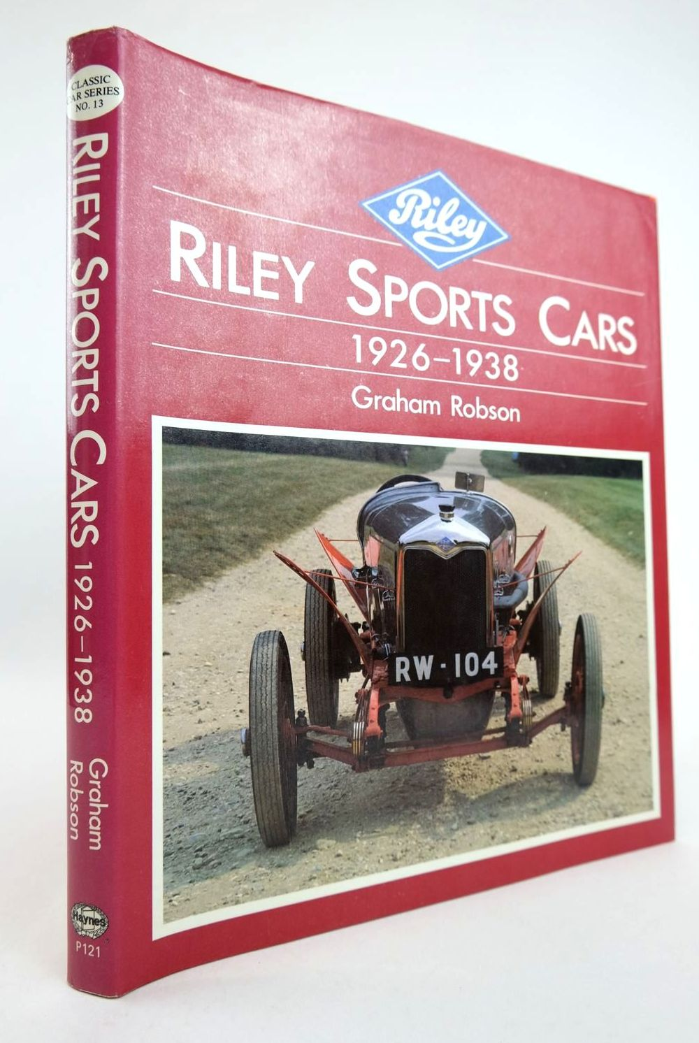 Photo of SPORTING RILEYS written by Robson, Graham published by The Oxford Illustrated Press, Haynes (STOCK CODE: 2132781)  for sale by Stella & Rose's Books