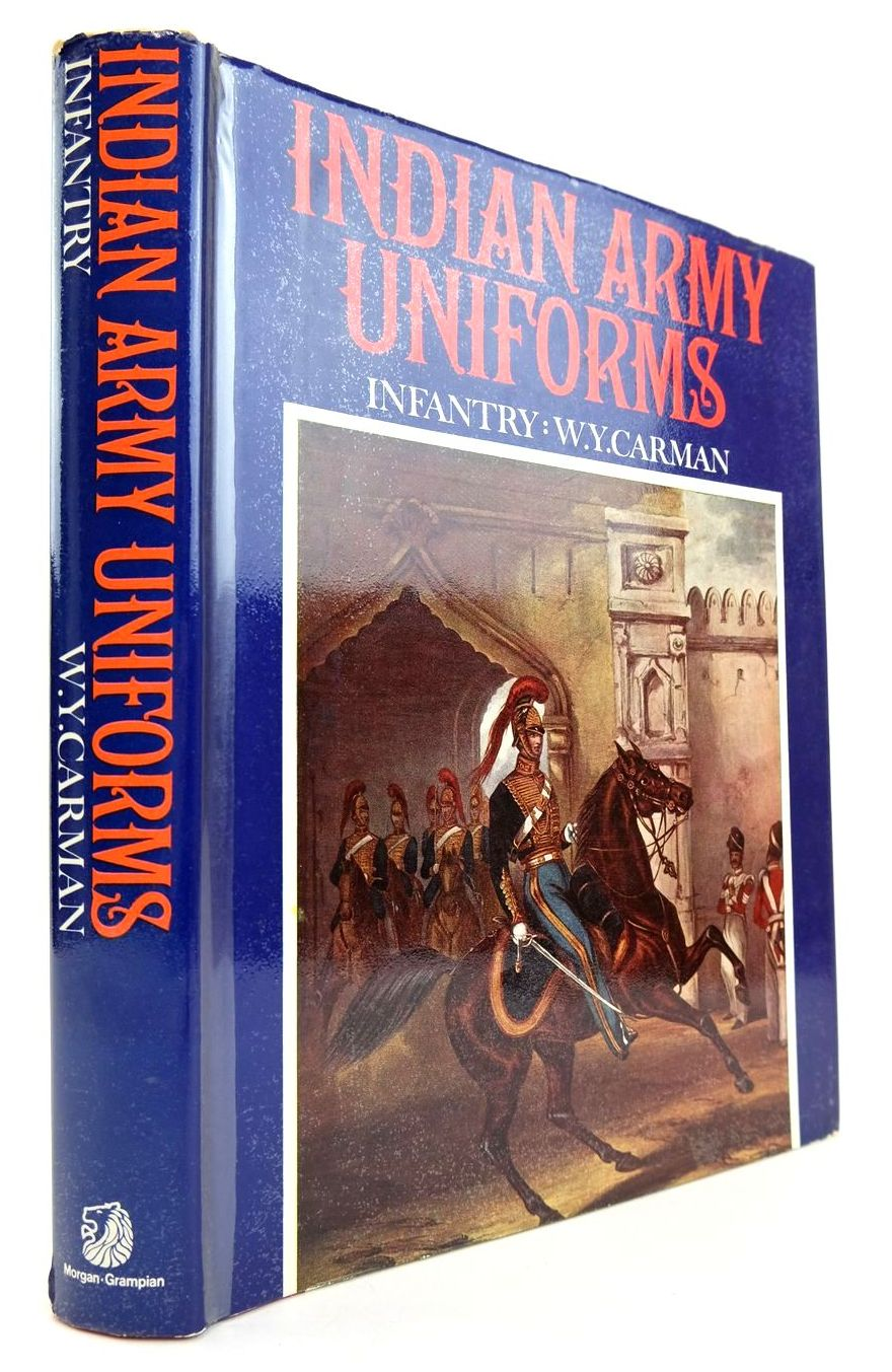 Photo of INDIAN ARMY UNIFORMS written by Carman, William Y. published by Morgan-Grampian (STOCK CODE: 2132788)  for sale by Stella & Rose's Books