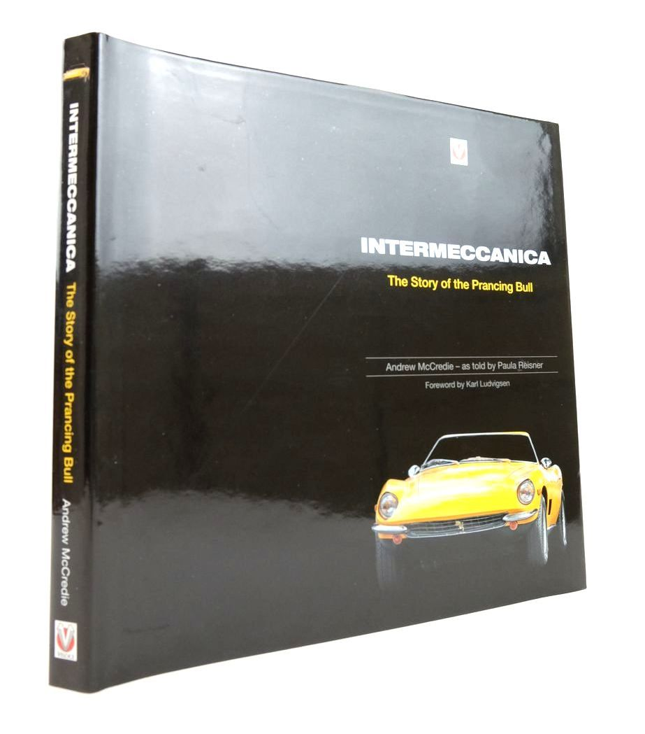 Photo of INTERMECCANICA THE STORY OF THE PRANCING BULL- Stock Number: 2132793