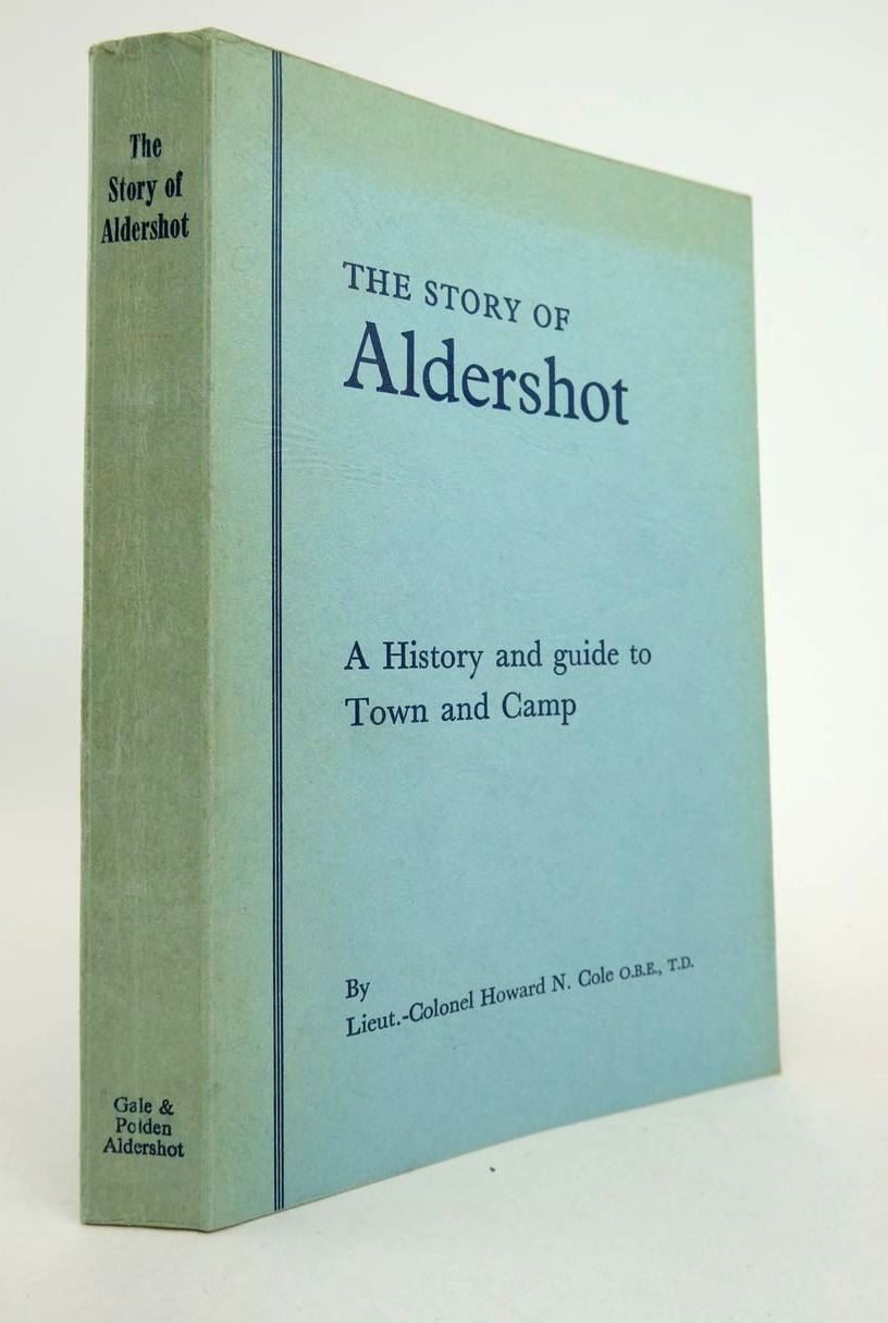 Photo of THE STORY OF ALDERSHOT- Stock Number: 2132797