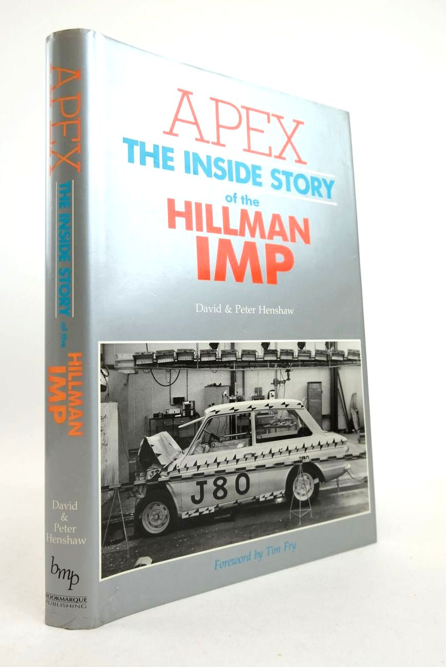 Photo of APEX THE INSIDE STORY OF THE HILLMAN IMP- Stock Number: 2132798