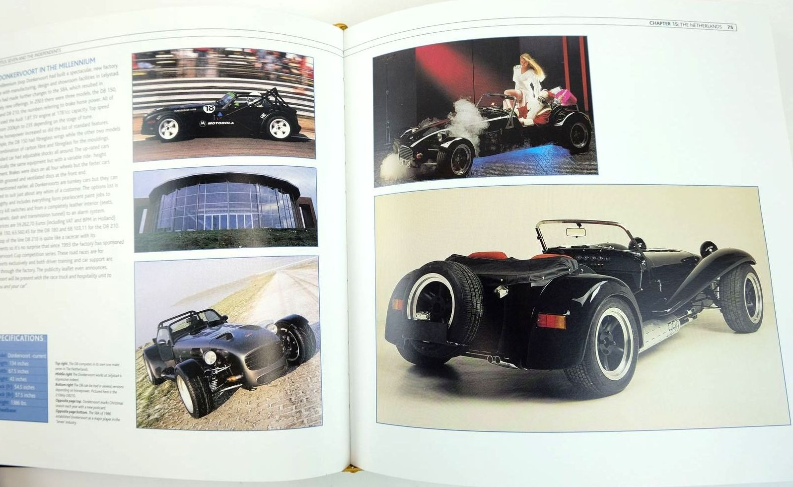 Photo of LOTUS SEVEN & THE INDEPENDENTS written by Ortenburger, Dennis published by Coterie Press Limited (STOCK CODE: 2132800)  for sale by Stella & Rose's Books