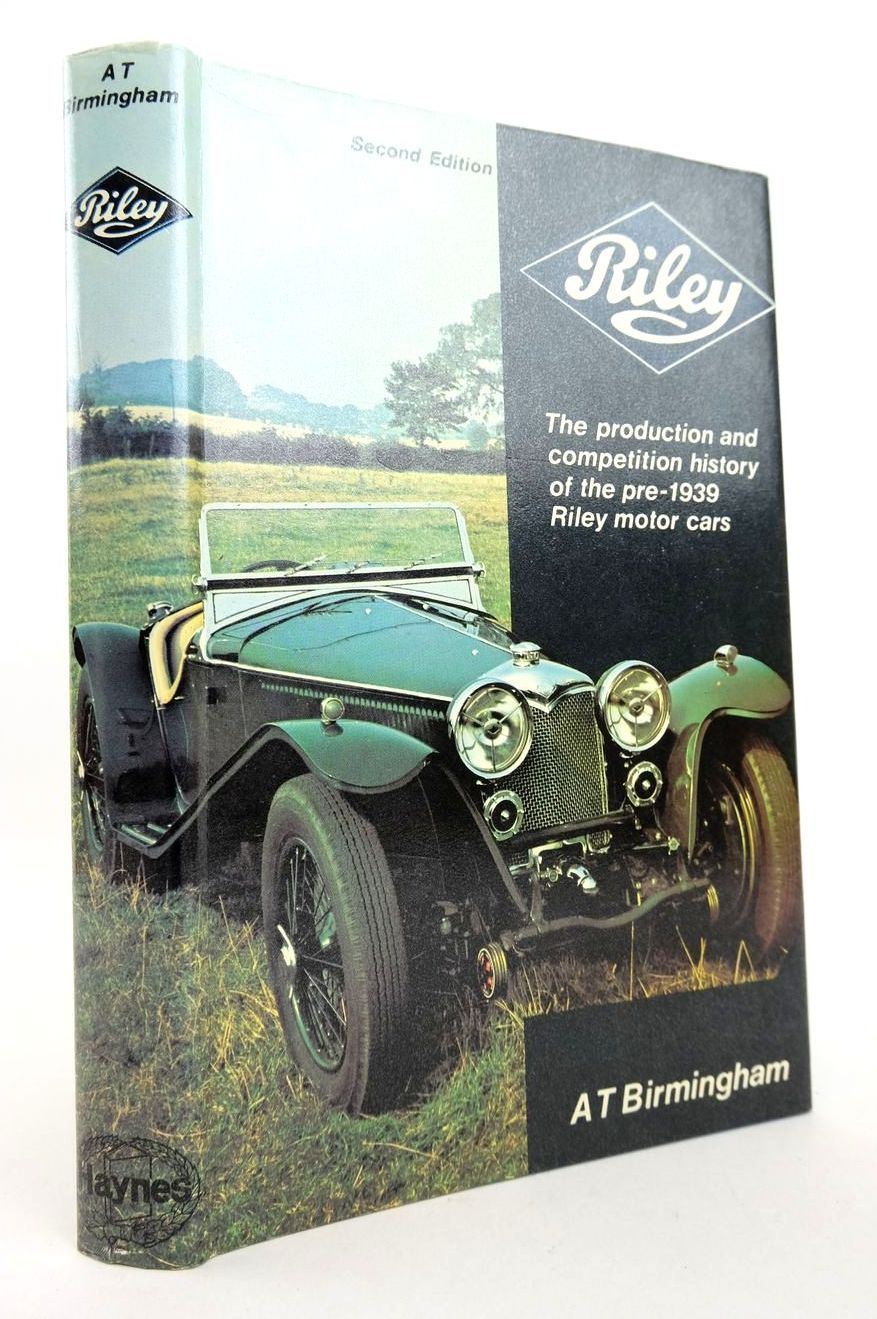Photo of RILEY THE PRODUCTION AND COMPETITION HISTORY OF THE PRE-1939 RILEY MOTOR CARS. written by Birmingham, A.T. published by Haynes Publishing Group (STOCK CODE: 2132813)  for sale by Stella & Rose's Books