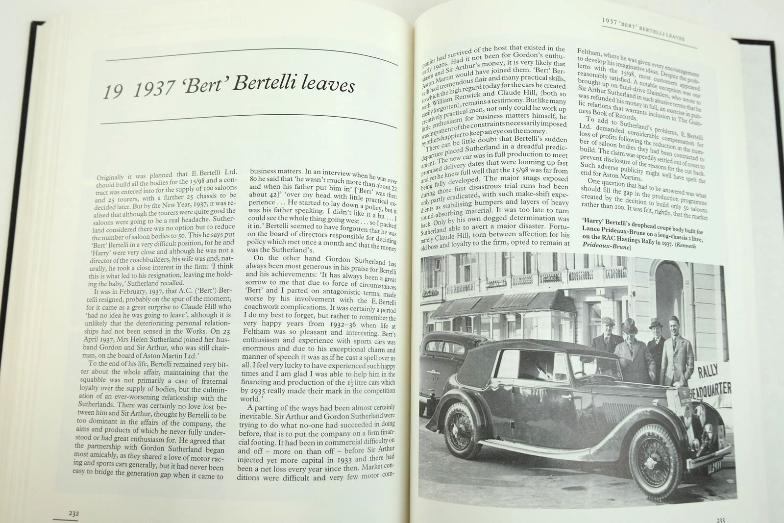 Photo of ASTON MARTIN 1913-1947 written by Hunter, Inman Archer, Alan published by Osprey Automotive (STOCK CODE: 2132823)  for sale by Stella & Rose's Books
