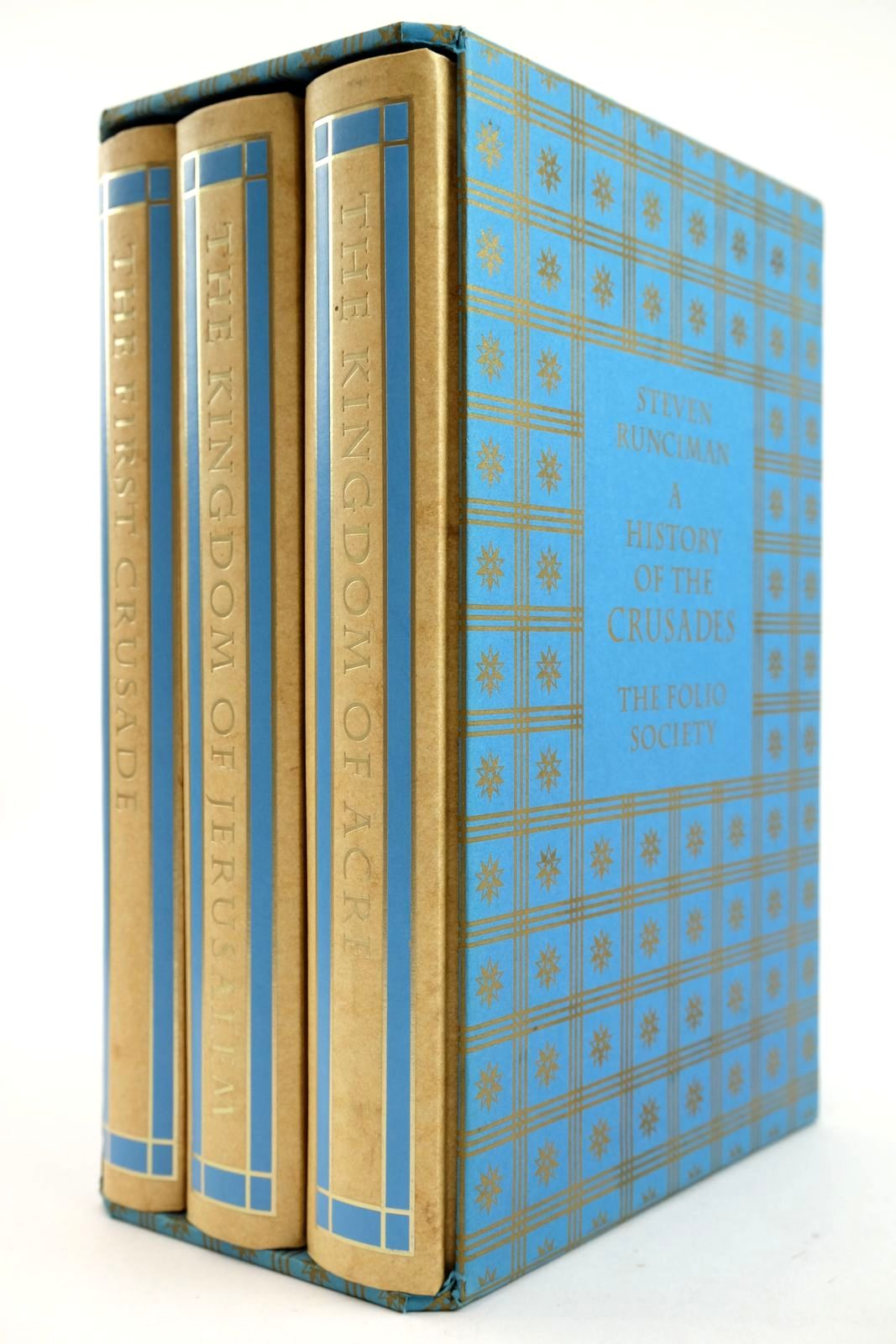 Photo of A HISTORY OF THE CRUSADES (3 VOLUMES)
