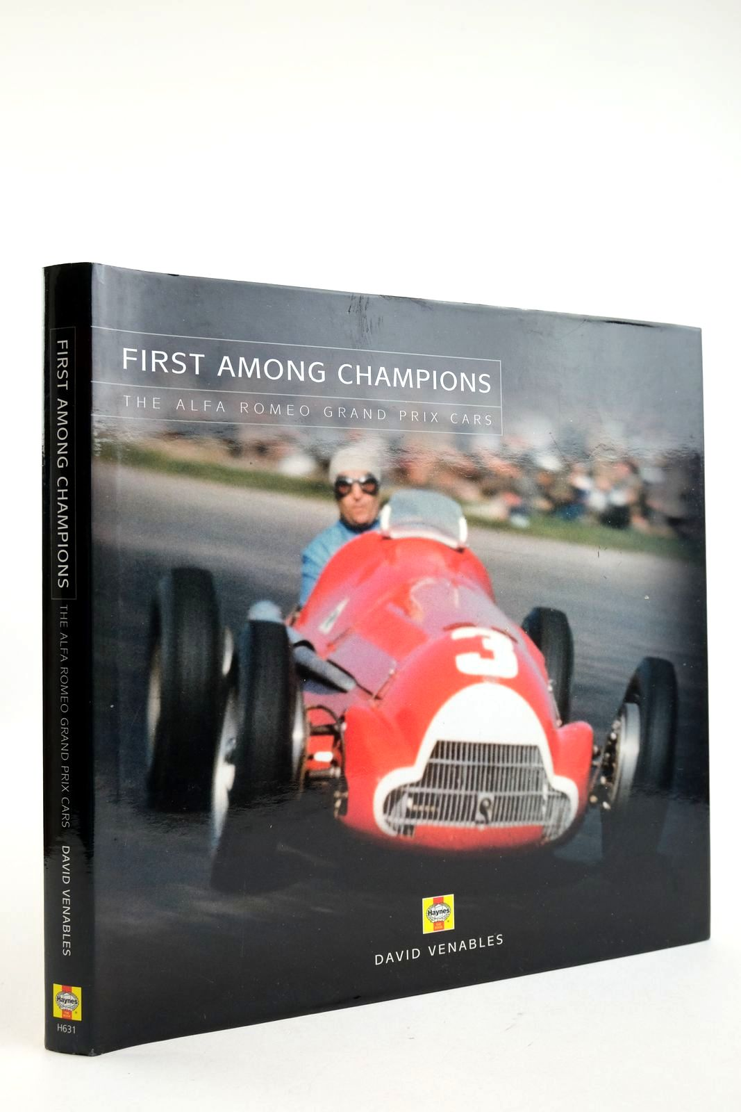 Photo of FIRST AMONG CHAMPIONS written by Venables, David published by Haynes Publishing Group (STOCK CODE: 2132836)  for sale by Stella & Rose's Books