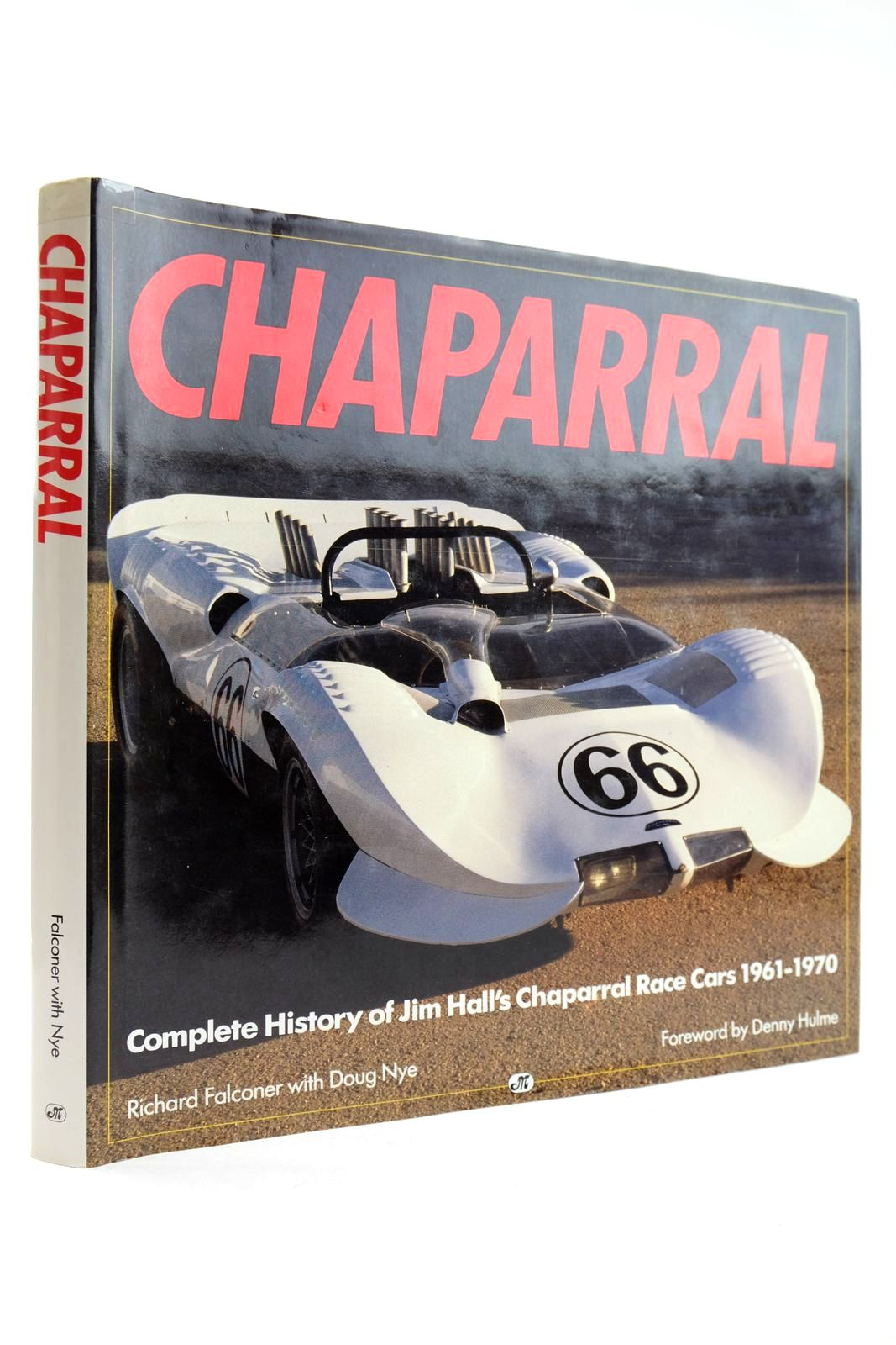 Photo of CHAPARRAL written by Falconer, Richard Nye, Doug published by Motorbooks International (STOCK CODE: 2132837)  for sale by Stella & Rose's Books