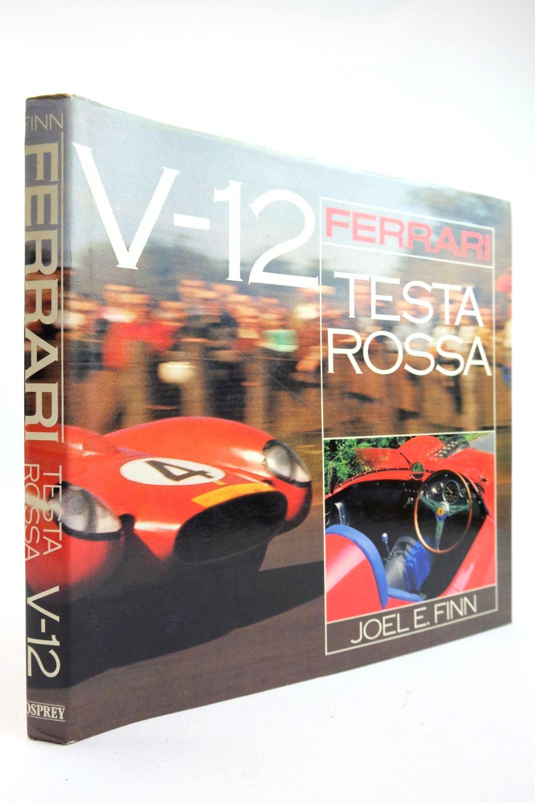Photo of FERRARI TESTA ROSSA V-12 written by Finn, Joel E. published by Osprey Publishing (STOCK CODE: 2132838)  for sale by Stella & Rose's Books