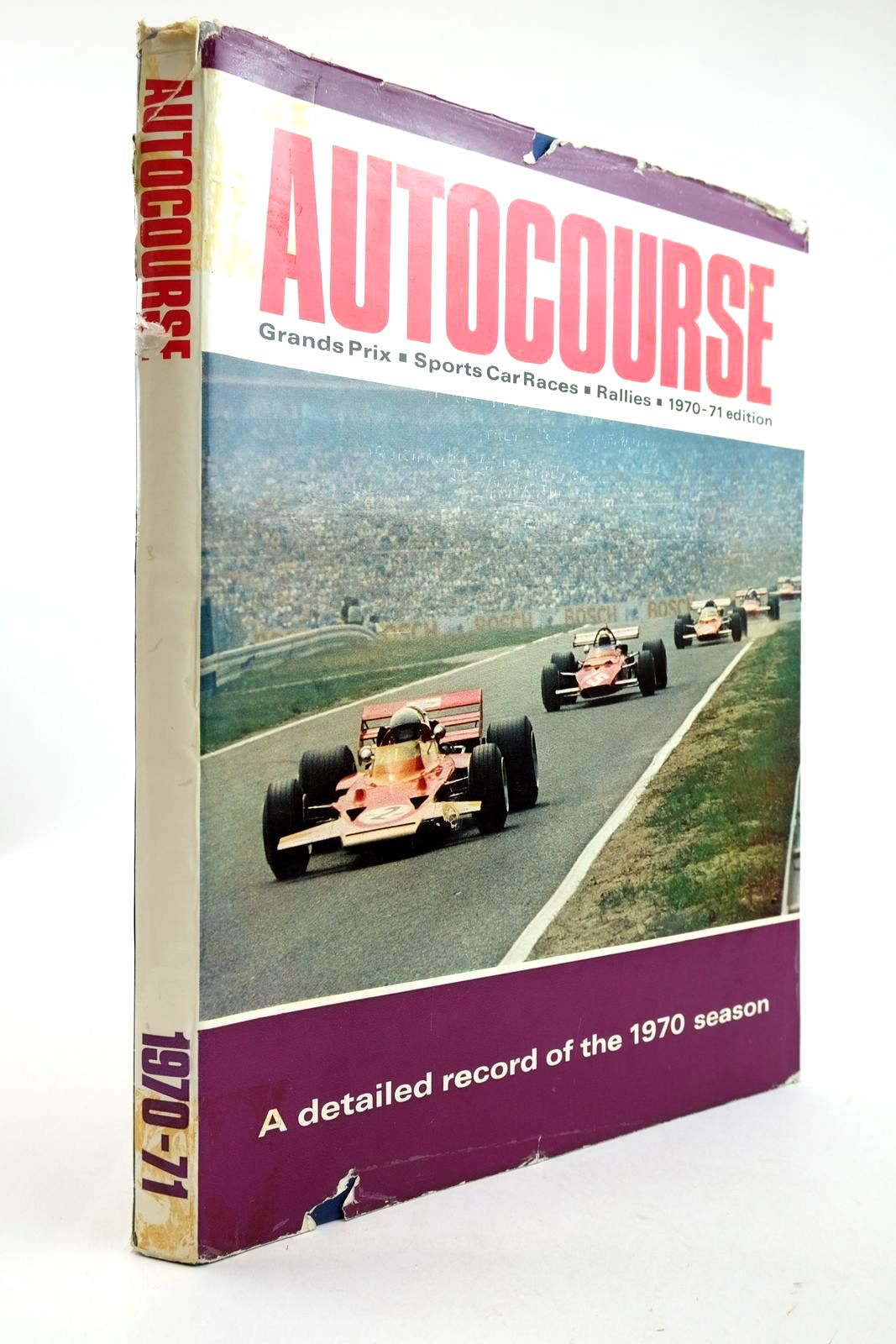 Photo of AUTOCOURSE 1970-71- Stock Number: 2132839