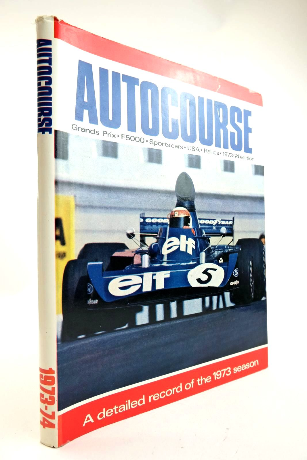 Photo of AUTOCOURSE 1973-74- Stock Number: 2132842
