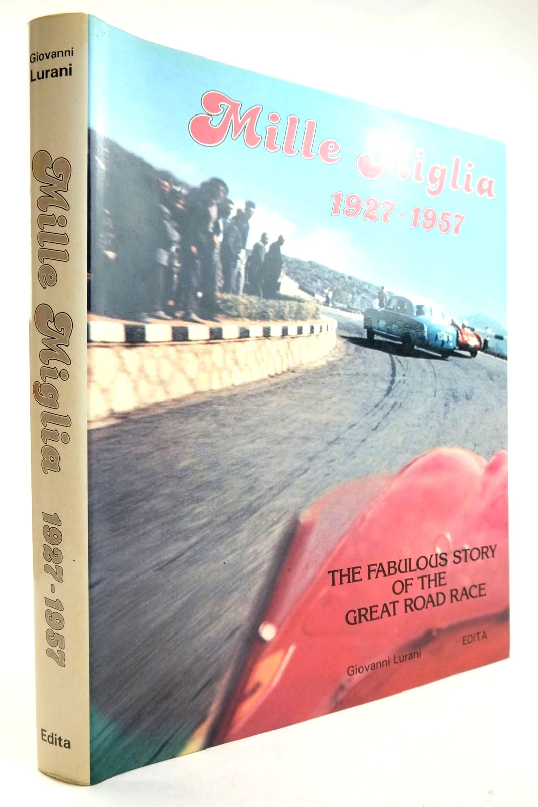 Photo of MILLE MIGLIA 1927-1957- Stock Number: 2132843