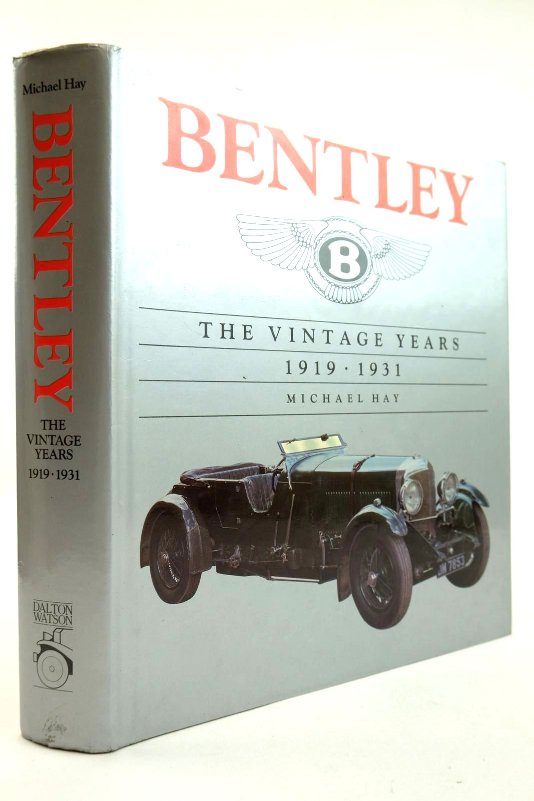 Photo of BENTLEY THE VINTAGE YEARS 1919-1931- Stock Number: 2132846