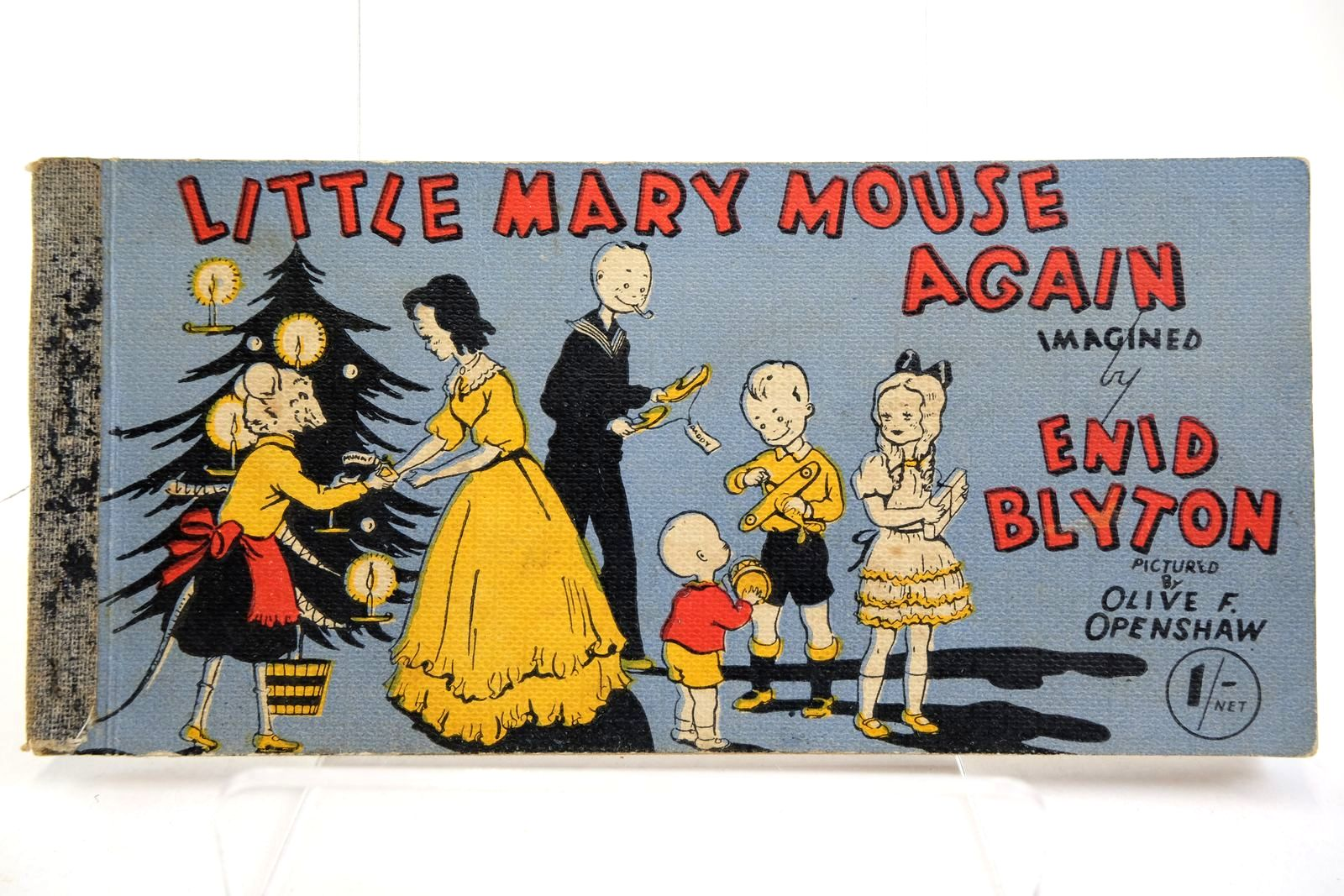 Photo of LITTLE MARY MOUSE AGAIN- Stock Number: 2132850